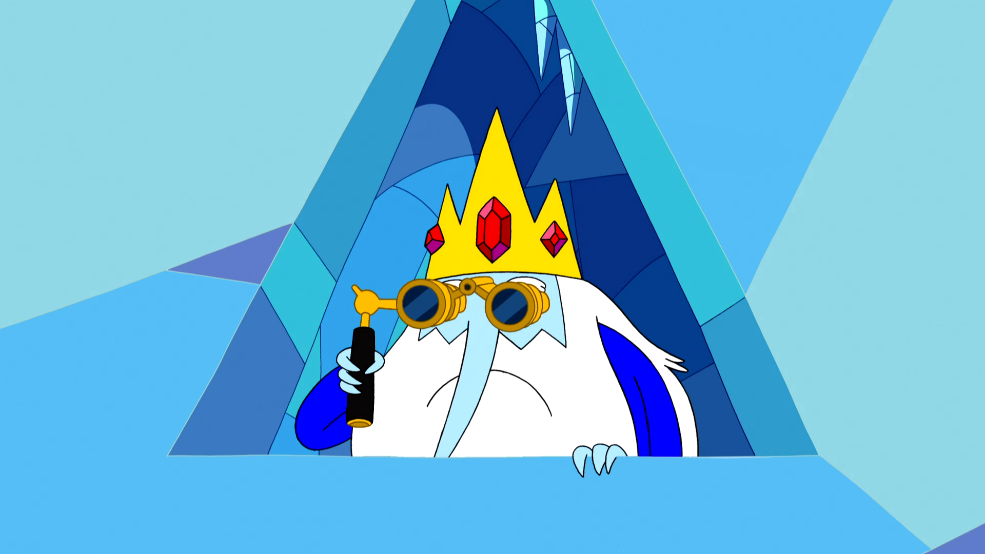 Время приключений картинки снежный король