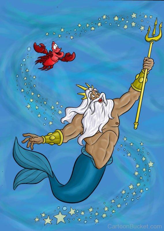 Картинки подводный царь